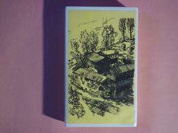 """Cassette Video VHS Secam """"Le Moulin Richard De Bas Musée Historique Du Papier"""" CRDP Auvergne 1995, 15 Minutes - Documentary"""