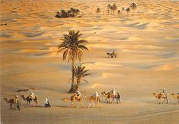 TUNISIE La Caravane 23(scan Recto-verso) MA1808 - Tunisia