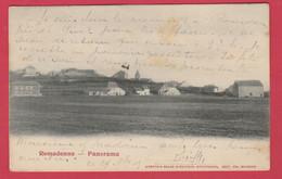 Romedenne - Panorama ... Du Village  - 1905 ( Voir Verso ) - Philippeville