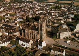 CPM - CARHAIX - Eglise St Trémeur (vue Aérienne) - Edition Jos Le Doaré - Carhaix-Plouguer