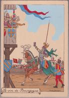 CPSM Edition Barré Et Dayez - Le Vin De Bourgogne - 1210 B - Altre Illustrazioni