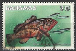 Bahamas 1986/1990. SG 773 A, Used O - Bahamas (1973-...)