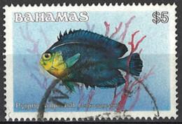 Bahamas 1986/1990. SG 772 A, Used O - Bahamas (1973-...)