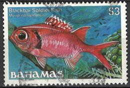 """Bahamas 1986/1990. SG 771 B, Inscr. """"1990"""", Used O - Bahamas (1973-...)"""