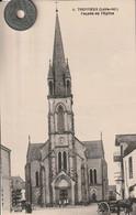 44 -Très Belle Carte Postale Ancienne De  TREFFIEUX   L'Eglise - Other Municipalities