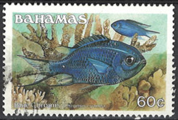 Bahamas 1986/1990. SG 768 A, Used O - Bahamas (1973-...)