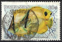 Bahamas 1986/1990. SG 763 A, Used O - Bahamas (1973-...)