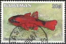 Bahamas 1986/1990. SG 761 A, Used O - Bahamas (1973-...)
