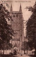 CPA - CARHAIX - Eglise St Trémeur ... - Editions Diverses - Lot De 3 Cartes A Saisir - Carhaix-Plouguer