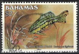 """Bahamas 1987. SG 799, Inscr. """"1987"""", Used O - Bahamas (1973-...)"""