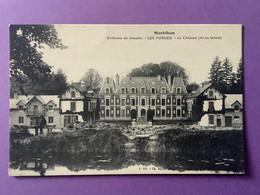 56    Environs De Josselin    LES FORGES   Le Château    Très Bon état - Other Municipalities
