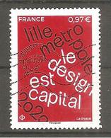 FRANCE 2020 Y T N ° 5372 Oblitéré - 2010-.. Matasellados