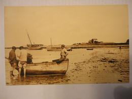 PORT DE L'HERBAUDIERE VERS LA VILLA D'HARRY BAUR RAMUNTCHO N°7092 - Ile De Noirmoutier