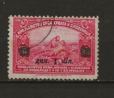 Yougoslavie Oblitéré N° 143 Lot 41-13 - Used Stamps