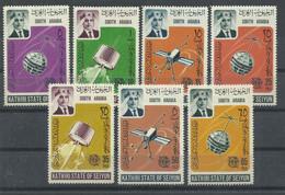KATHIRI STATE OF SEIYUN   YVERT  84/90   MNH  ** - Autres