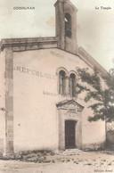 CODOGNAN - Le Temple Protestant - République Française - Liberté, égalité, Fraternité - Non Classés