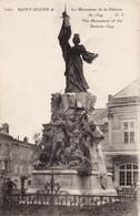 SAINT DIZIER Le Monument De La Défense  De 1544 - Saint Dizier