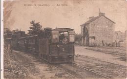 CPA - Wissous - La Gare (Très Mauvais état Voir Scan) - Unclassified
