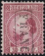 Nederland    .   NVPH   .   8    .         O      .      Gebruikt    .   /     .    Cancelled . - Used Stamps