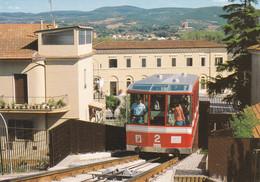 ORVIETO - TERNI - NUOVA FUNICOLARE DA PIAZZA DELLA STAZIONE A PIAZZA CAHEN - Perugia