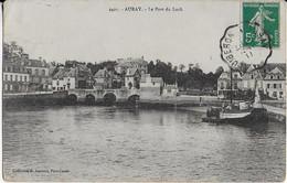 AURAY  : Le Port Du Loch ( 1911 ) - Andere Gemeenten