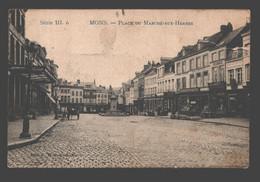 Mons - Place Du Marché-aux-Herbes - Mons