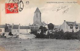 OUISTREHAM - Vue Sur L'Eglise - Très Bon état - Ouistreham