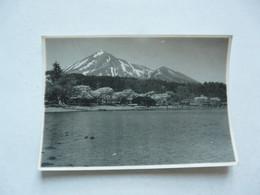 PHOTO ANCIENNE - JAPON : Vue Du Fuji Yama - Luoghi