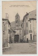 Hérault  SAINT GERVAIS SUR MARE Avenue De La Place Arrivée De La Diligence - Altri Comuni