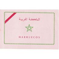 MARI21CAR-LTEUROPESPCOLMAR. Morocco.Maroc ..MARRUECOS  R. INDEPENDIENTE CARNET ANIVERSARIO INDEPENDENC.1957. (Ed 21/3*) - Spanish Morocco