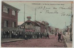 78 - Versailles - La Rue Des Chantiers Et L'usine Baillet. - Versailles