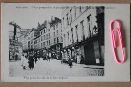 BRUXELLES : Vue Prise Du Coin De La Rue ST-JEAN Et Les Galeries LAFAYETTE - Brussel (Stad)
