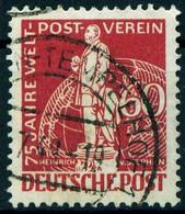 "Berlin 1949 Michel-# 39 "" 60 Pf Braun 75 Jahre UPU Stephan "" Michel ~55 € - Used Stamps"