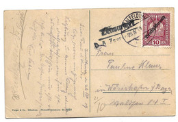 A-I004 / ÖSTERREICH - Deutsch-Österreich, Zensiert 1919 - Cartas