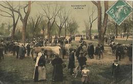 ROCHEFORT La Foire - Rochefort
