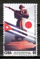 Cuba 2019 / Diplomatic Relations Japan Flags MNH Relaciones Diplomáticas Japón Banderas Flaggen / Cu17708  C3-14 - Nuovi