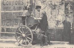 Les Petits Metiers De Paris Le Remouleur 19(scan Recto-verso) MA2148 - Andere