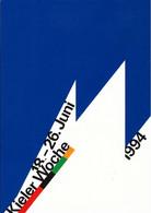 !  1994 Kieler Woche, Privatganzsache, PP, 80 Pfg. Sehenswürdigkeiten Zeche Zollern Dortmund - Privatpostkarten - Ungebraucht