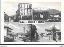 Cossila San Giovanni (BI) - Non Viaggiata - Autres Villes