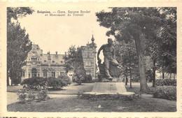 Soignies - Gare, Square Bordet - Soignies