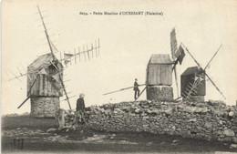 Petits Moulins D' OUESSANT (Finstère) RV - Ouessant