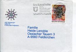 Austria (1998) - Busta Per L'interno - 1991-00 Cartas