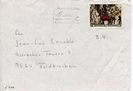Austria - Busta Per L'interno (francobollo Non Annullato) - 1991-00 Cartas