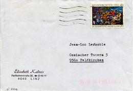 Austria - Busta Per L'interno - 1991-00 Cartas