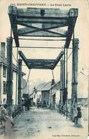 SAINT CHAFFREY - Le Pont Levis. - Altri Comuni