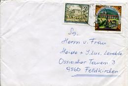 Austria (1997) - Busta Per L'interno - 1991-00 Cartas