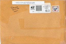 USA Luchtpost Brief Met Vignet En 2 $ Zegel (786) - Cartas