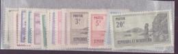 ⭐ Saint-Pierre Et Miquelon N° 167  à 188** Neuf Sans Charnière⭐ - Nuovi