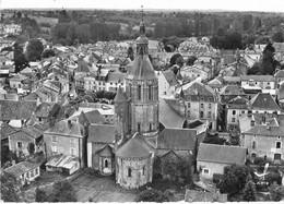 86 - Civray - L'Eglise Romane (XIe Et XIIe Siècles) - L'Abside - Civray