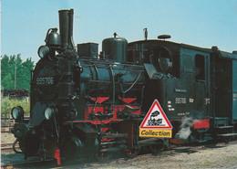 Vapeur 99 5706 à Goyatz (Spreewald - Allemagne)  - - Matériel